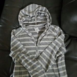 Lucky Brand Terry Hoodie